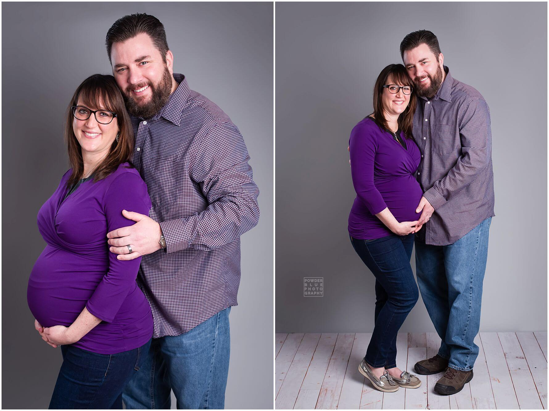 maternity studio mini  session pittsburgh