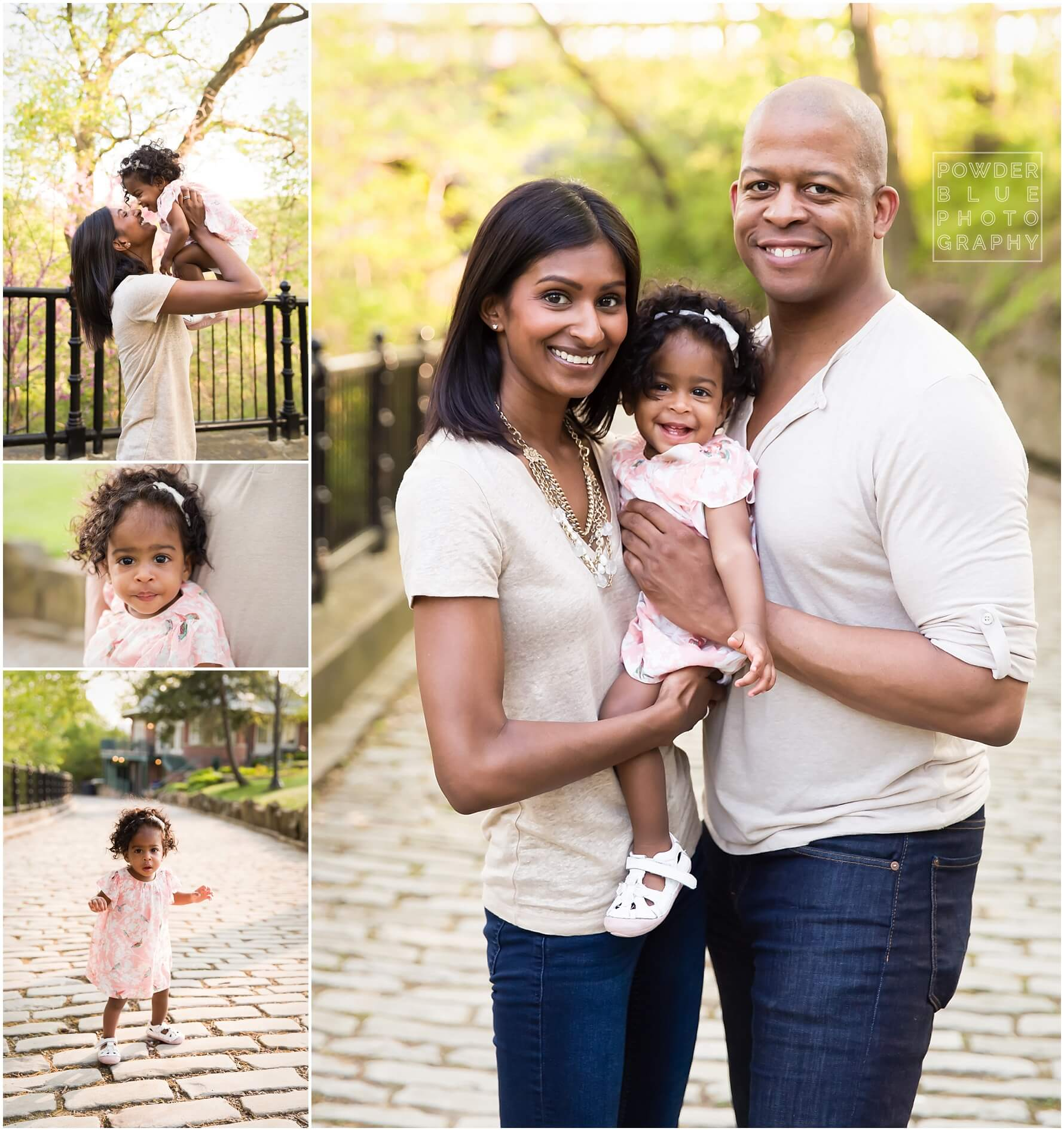 pittsburgh family photographer toddler session at schepley park in pittsburgh pa