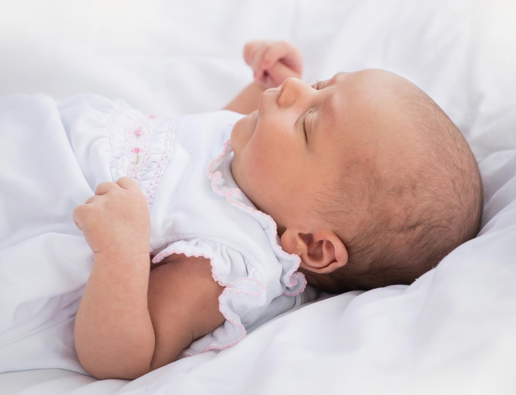 Baby Lucy | Pittsburgh Newborn Photographer